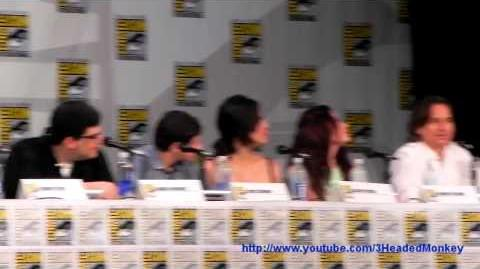 Comic Con 2014 Once Upon a Time Panel Clip 1