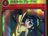 Judolette Flip-Fire