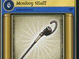 Monkey Staff