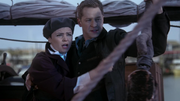 2x22 Mary Margaret David travel to Neverland