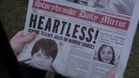 1x18 Storybrooke Daily Mirror