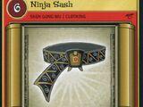 Ninja Sash