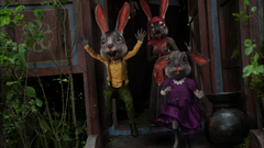 Wx08 Rabbit children