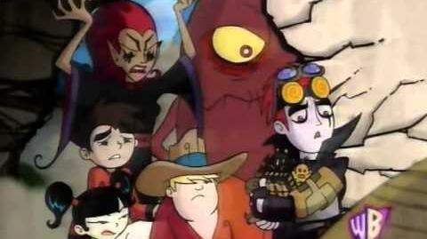 Xiaolin Showdown - Omi Fail Slang