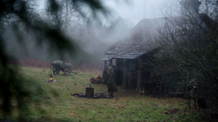 5x19 Woodcutter cottage