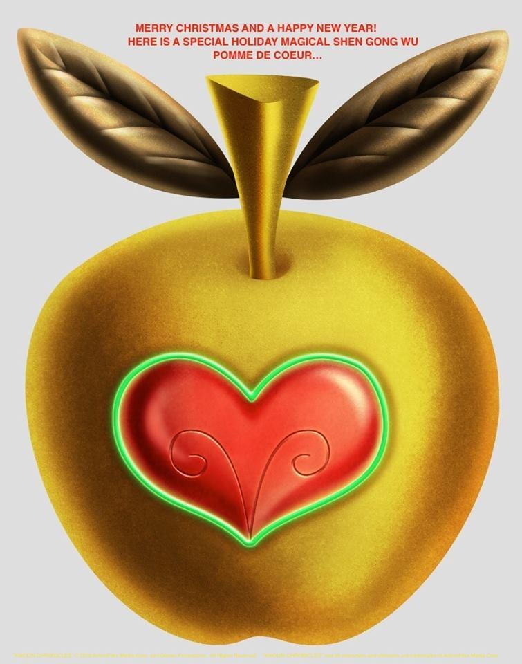 Image Apple Of The Heartg Xiaolinpedia Fandom Powered By Wikia