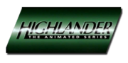 Xilam - Highlander - The Animated Series - Transparent Logo