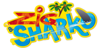 Xilam - Zig and Sharko - TV Series - Transparent Logo
