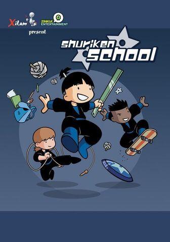 File:Xilam - Shuriken School - TV Series Poster.jpg