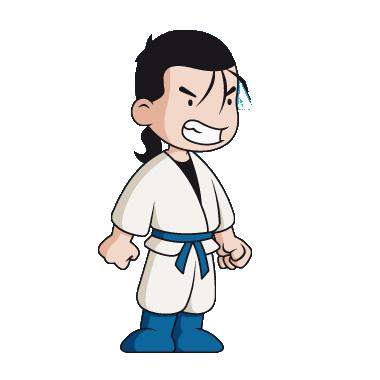 File:Xilam - Shuriken School - Daisuke Togakame - Character Profile Picture.png