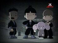 Cartoonverse - Shuriken School Mission World Characteres