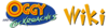 Oggy and the Cockroaches Wiki Wordmark