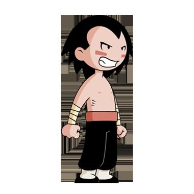 Bruce chang xilam wikia fandom powered by wikia - Shuriken school ...