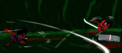 Xero kills Spartan