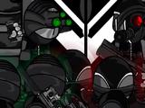 Red & Green Spy Squads