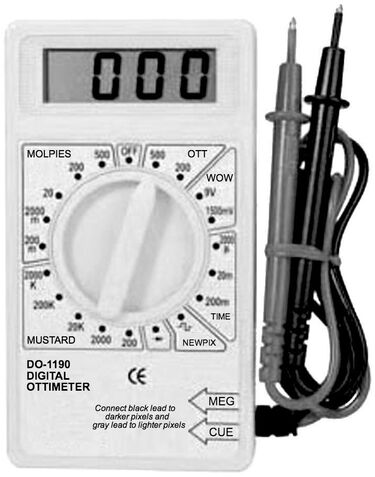 Digital-OTTimeter