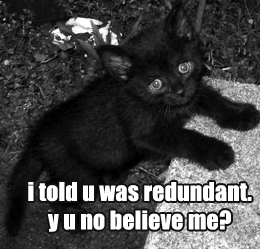 Redundant12