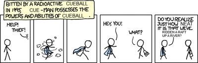 Cueball-man