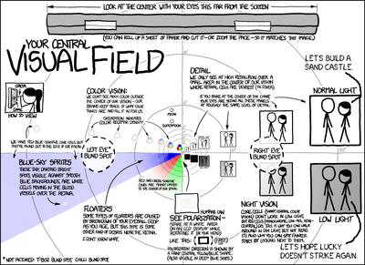 Visual Field (xkcd 1080)