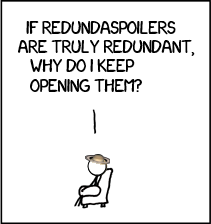 Opening redundaspoilers