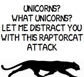 Unicorns-distract