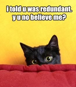Redundant129