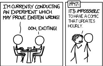 Einstein (xkcd 1206)
