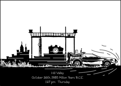 Xkcd TIME bttf