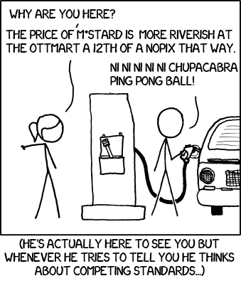 Xkcd0951 standards
