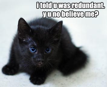 Redundant176