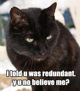 Redundant276