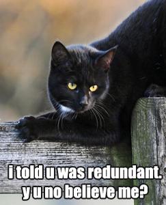 Redundant99