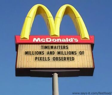 McDonaldsTimewaiters