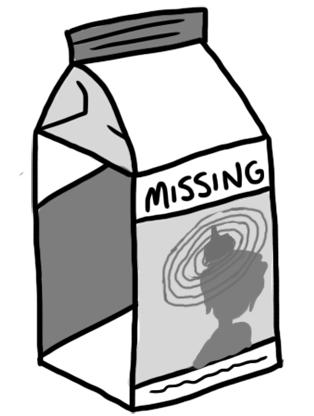 Cmyk missing milk carton by chronosdragon