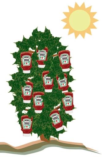 Ketchup-Tree