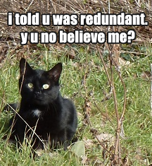 Redundant277