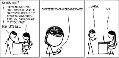 Word (xkcd 917)
