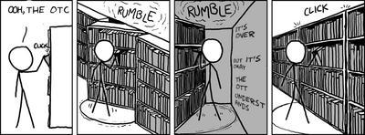 Bookshelfott