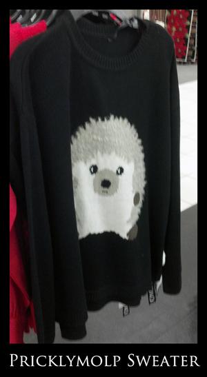 ShoppingPricklymolpSweater