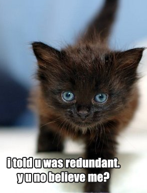 Redundant17