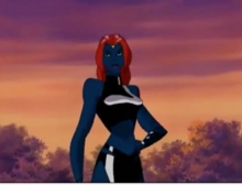 Mystique revealed