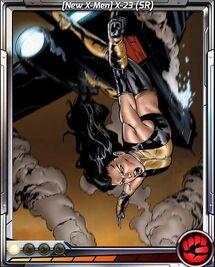 (New X-Men) X-23