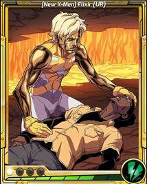 (New X-Men) Elixir