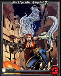 (Black Ops X-Force) Hepzibah