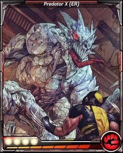 Predator X ER