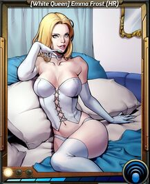 (White Queen) Emma Frost