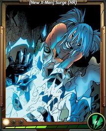 (New X-Men) Surge