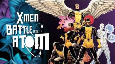 X-Men Battle of the Atom - Trailer 1