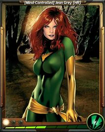 (Mind Controlled) Jean Grey
