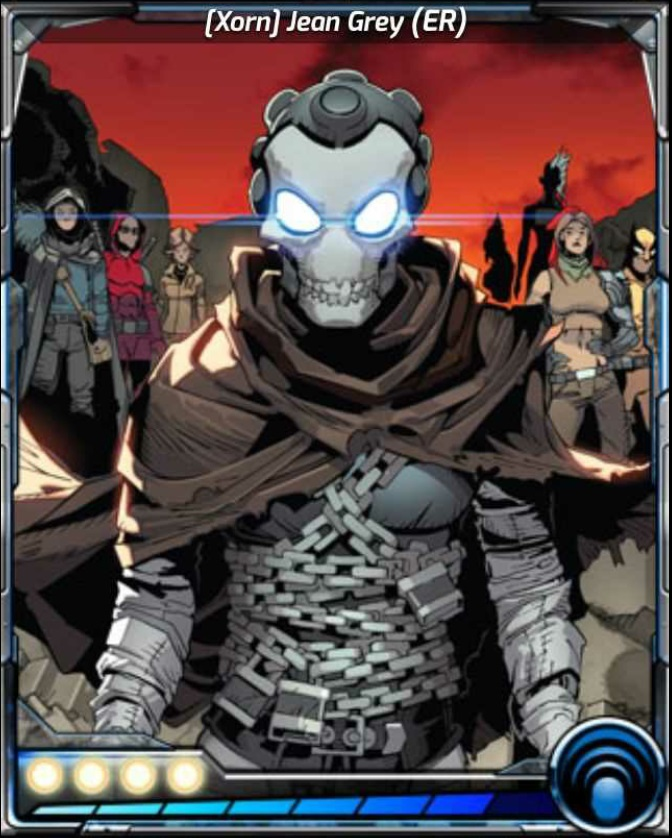 (Xorn) Jean Grey - X-Men: Battle Of The Atom Mobile Game ...